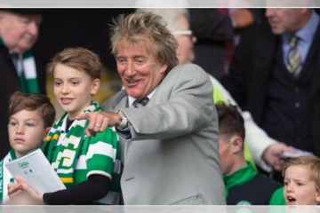 Rod Stjuart, Celtic/Photo: Youtube