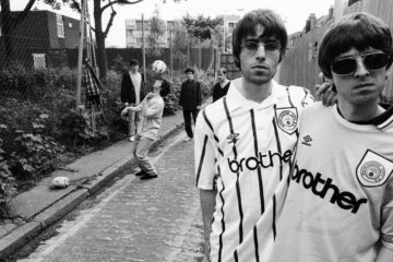 Noel i Liam Galage, Manchester City/Photo: Youtube