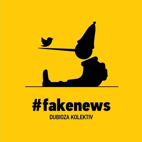 Fake News, cover