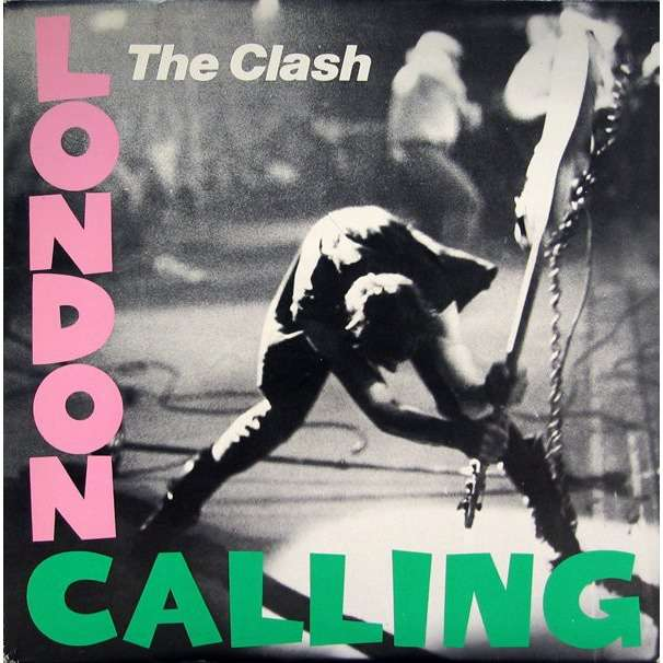 London Calling, cover