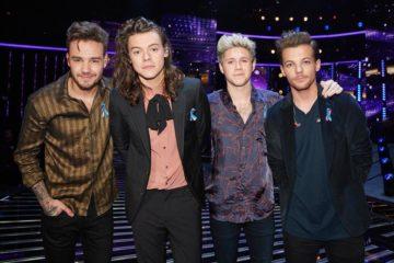 One Direction/Phot: facebook@onedirectionmusic