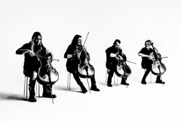 Apocalyptica/Photo: facebook@Apocalyptica