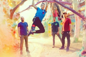 Coldplay/Photo: facebook@coldplay
