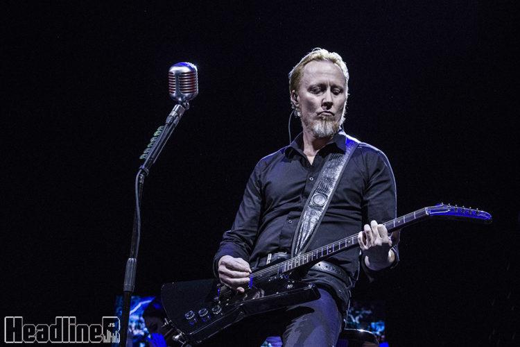 Black Metallica tribute/ Photo: AleX