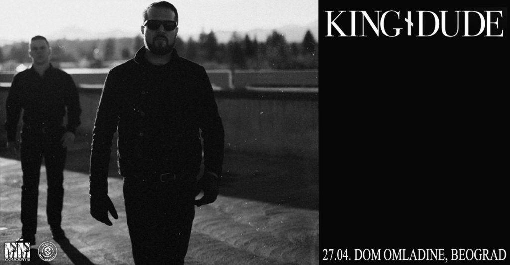 King Dude band/ Photo: Promo