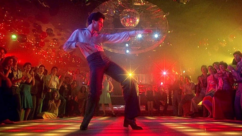 Saturday Night Fever/Photo: movie promo