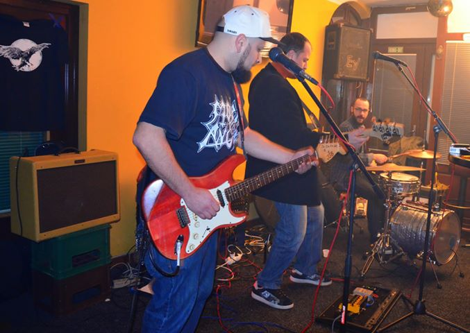 Jimi Triple B's 666 Blues Band/ Photo: Promo