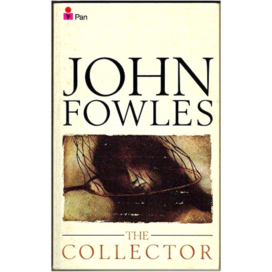 The Collector, cover