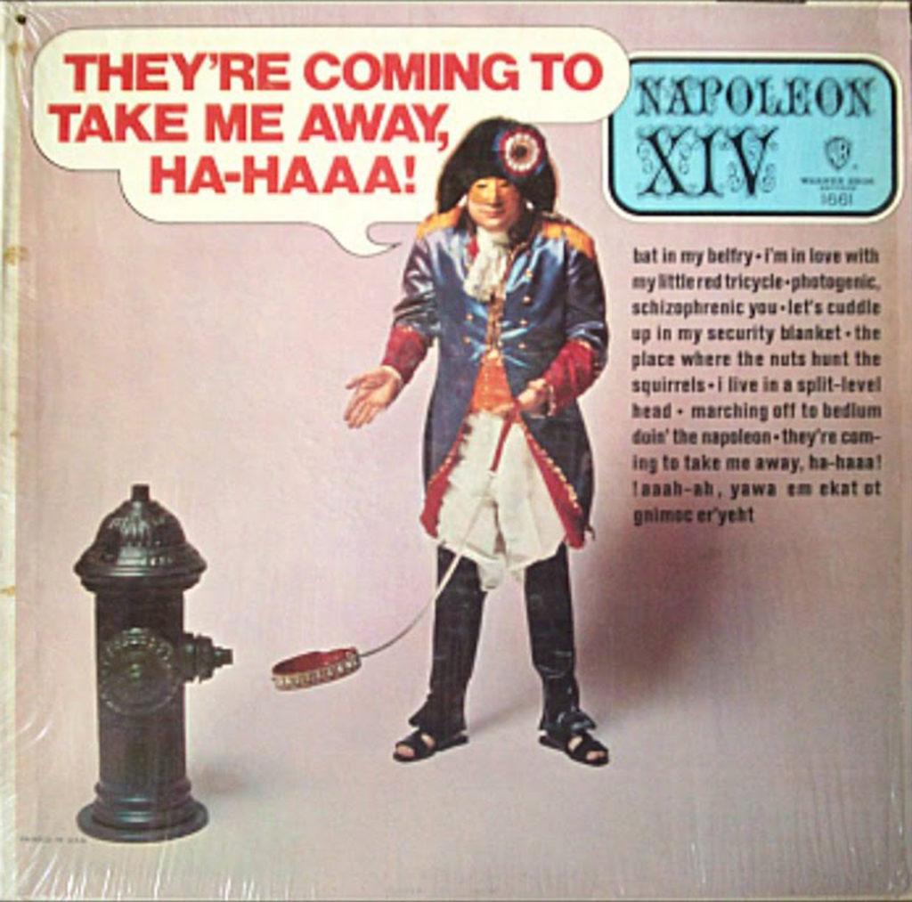 Napoleon XIV/Photo: YouTube printscreen