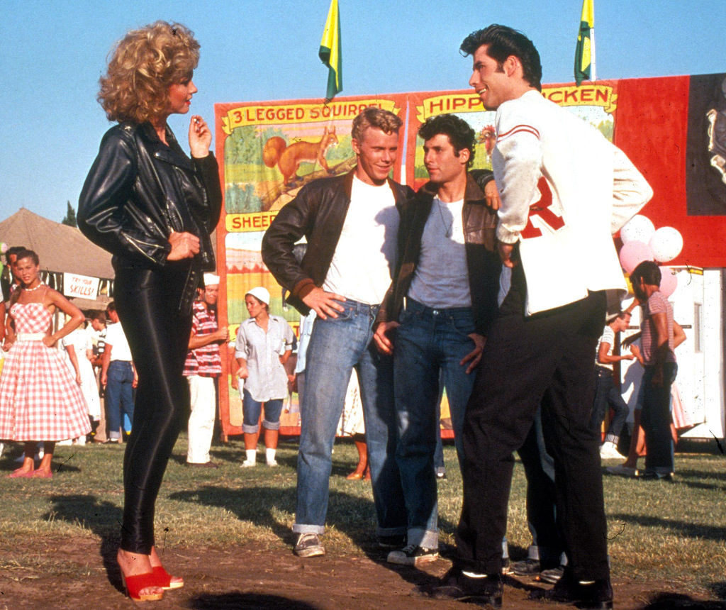 Grease/Photo: Yhutterstock