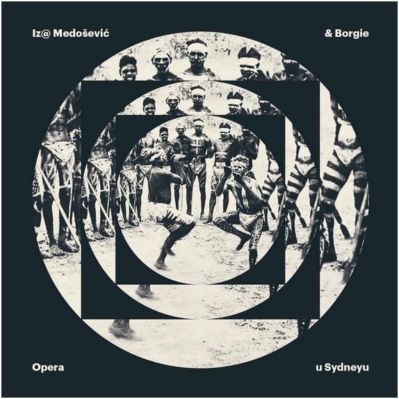 Opera u Sidneju, cover/art | Damir Stojnić