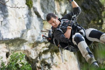 Ber Grils/Photo: facebook@RealBearGrylls