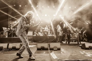 The Boomtown Rats/Photo: facebook@theboomtownrats