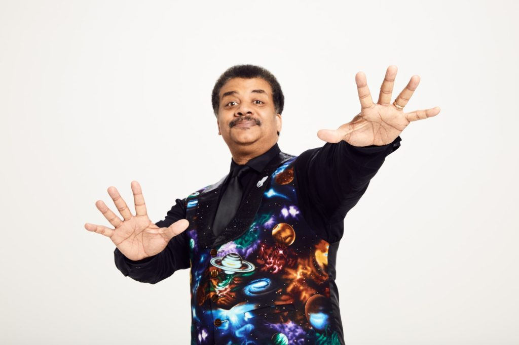 Nil Degras Tajson/Photo: facebook@neildegrassetyson