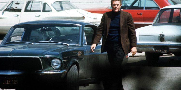 "1968 ""Bullitt"" Mustang/Photo: printscreen"