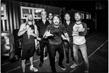 Foo Fighetrs/Photo: facebook@foofighters