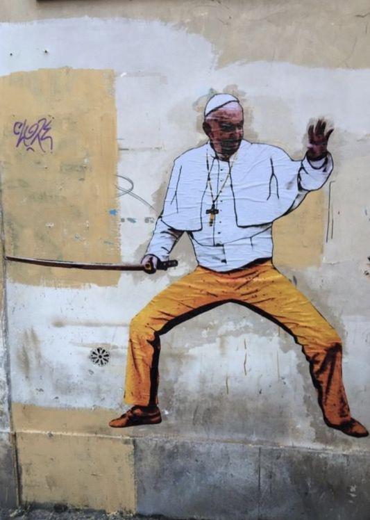 Papa Franja/Photo: printscreen