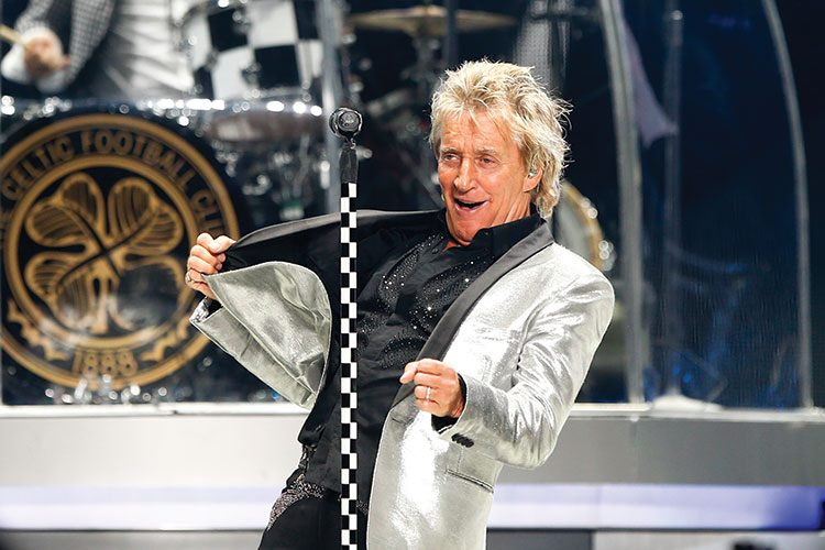 Rod Stjuart/Photo: facebook@rodstewart