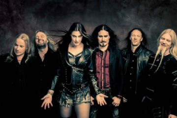 Nightwish/Photo; press promo