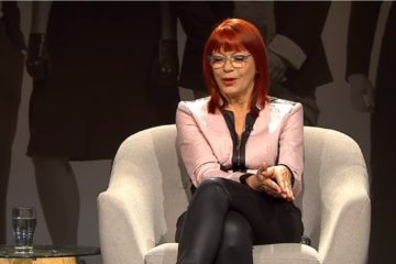 Neda Arnerić/ Photo: youtube.com printscreen