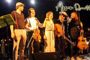 Asseo Quintet/Photo; promo