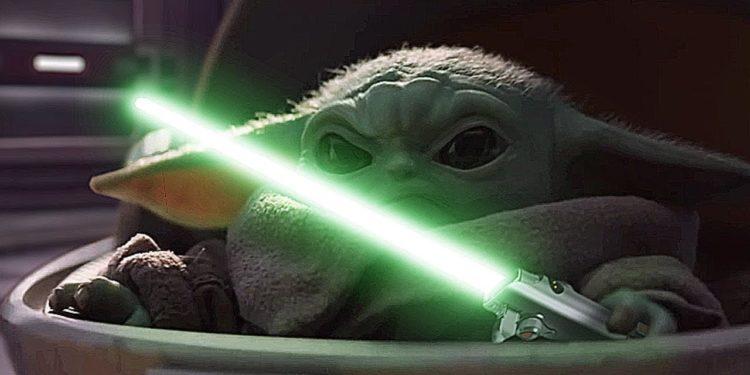 Baby Yoda/Promo