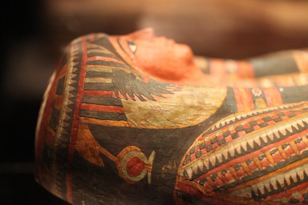 Egipatska mumija/Photo: Pixabay