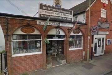 The Petersfield Bookshop/Photo: Twitter