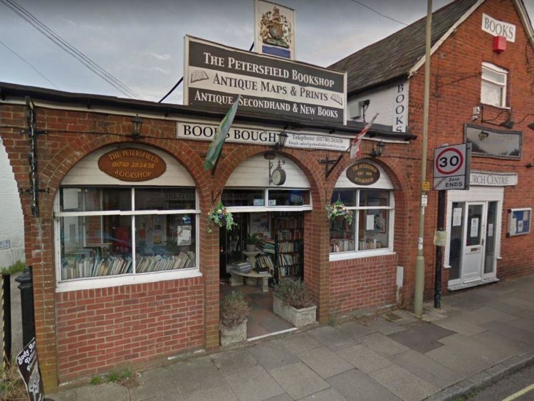The Petersfield Bookshop/Photo: Twitter