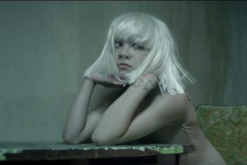 Sia/Photo: YouTube printscreen