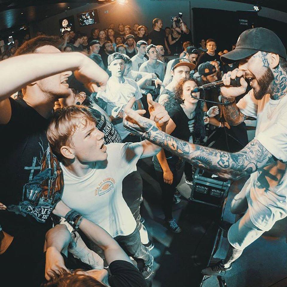 Deez Nuts/Photo: facebook@deeznutshardcore
