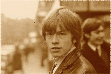 Brajan Džons/Photo: facebook@Brian Jones-Rolling Stones