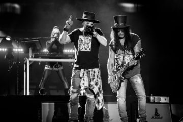 Guns N' Roses/Photo: facebook@gunsnroses
