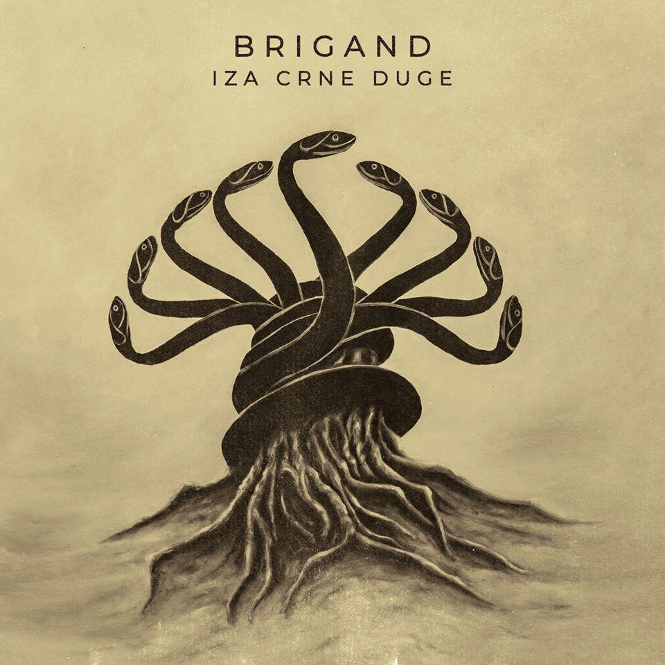 Iza Crne Duge, album cover