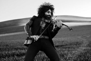Ara Malikian/Photo: Anton Corbijn