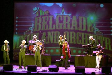 Beogradski  diksilend orkestar/ Photo: Promo (Akademija 28)