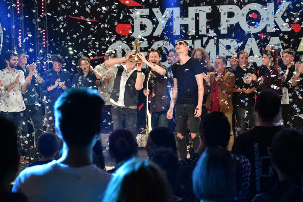 Lagana sreda pobednici petog Bunt Rok festivala/Photo: Goradn Jović
