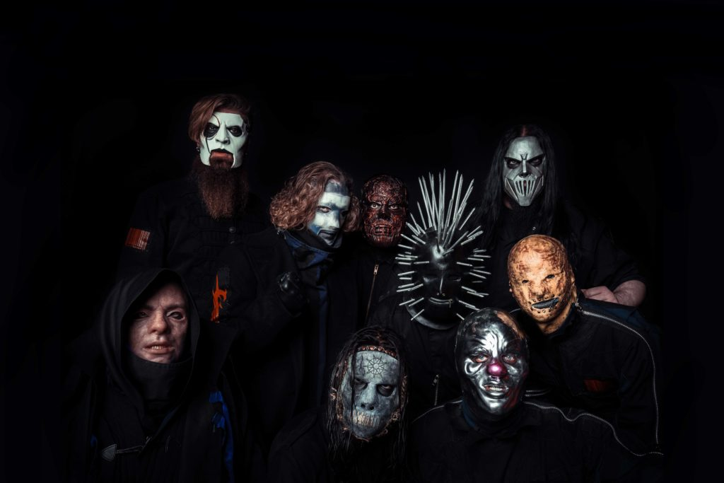 Slipknot/Phoro: Alexandria Crahan Conway