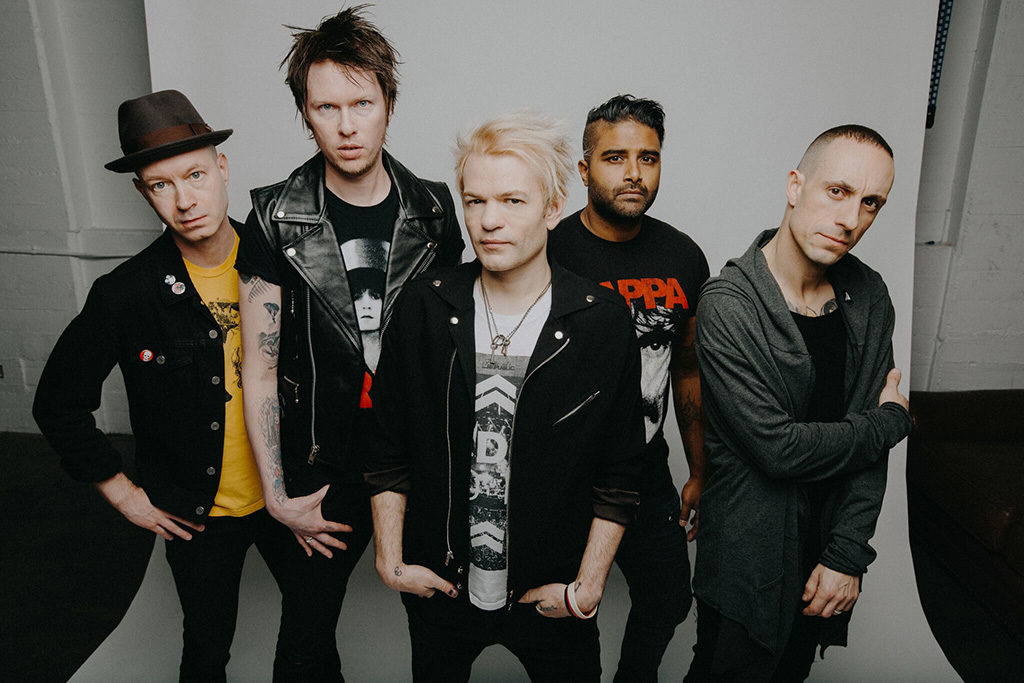 Sum 41/ Photo: Promo (Arsenal fest)