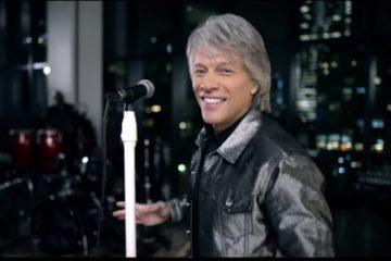 Bon Jovi/Photo: ZouTube printscreen