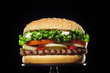 Burger King/Photo: YouTube printscreen