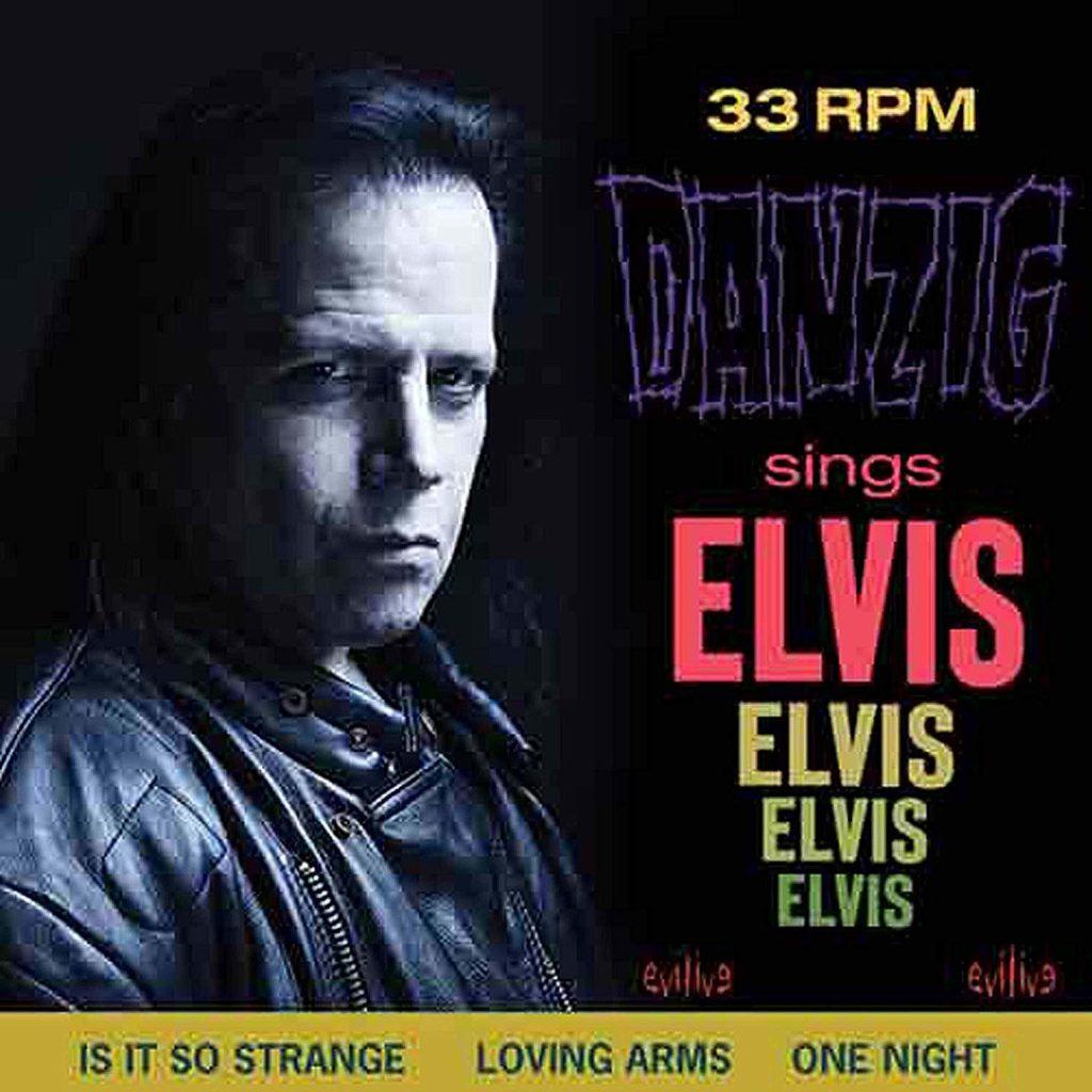 Danzig sings Elvis,cover