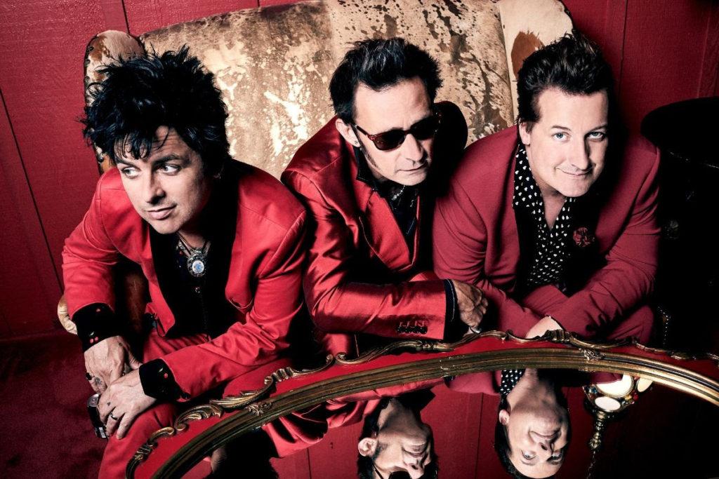 Green Day/Photo: Pamela Littky