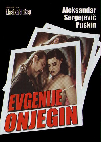 Evgenije Onjenin, cover