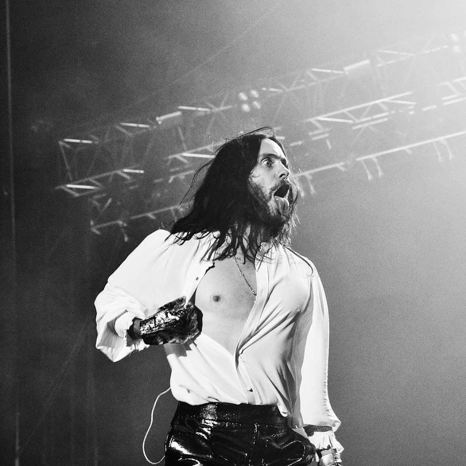 Džared Leto/Photo: facebook@jaredleto