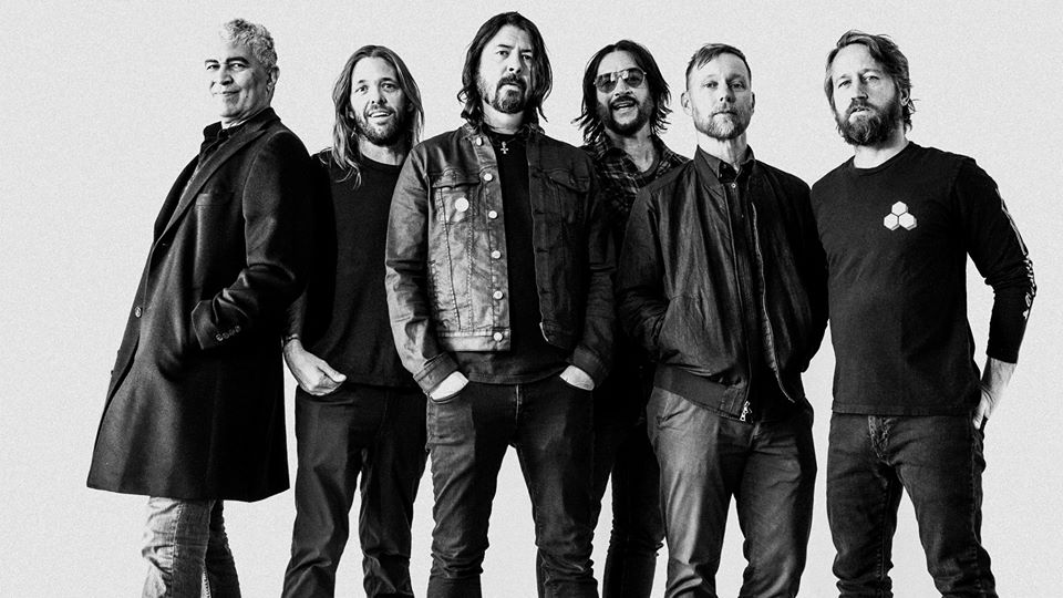 Foo Fighters/Photo: facebook@foofighters