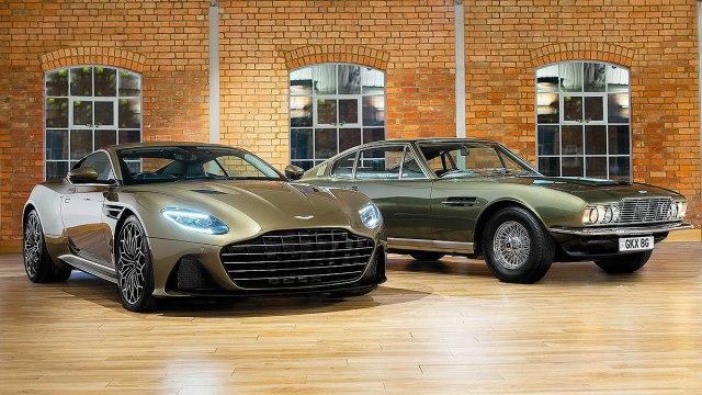 Aston Martin promo
