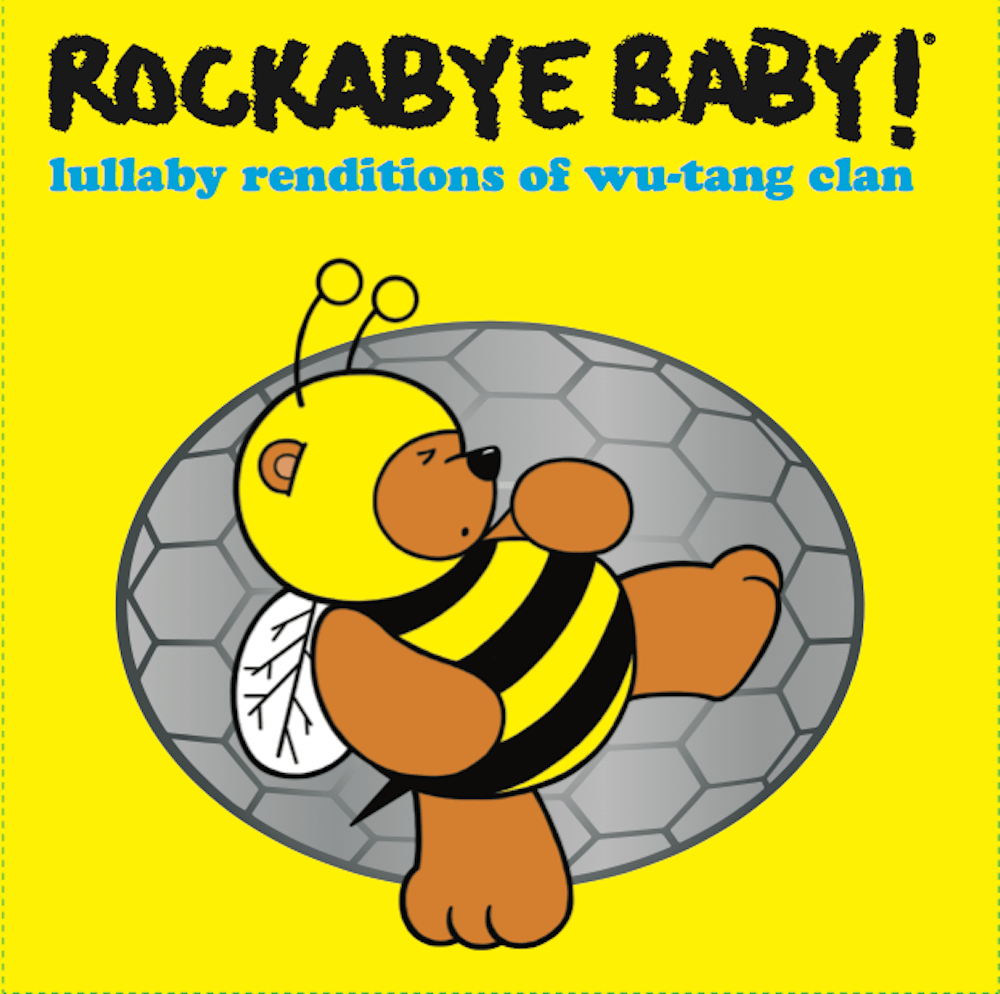 Lullaby Renditions of Wu–Tang Clan, cover