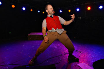 Air Guitar/Photo: facebook@usairguitar