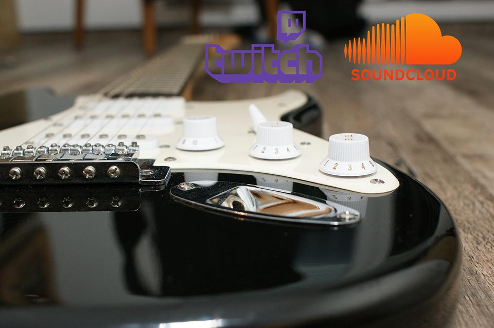 Fender Stratocaster/Photo: Pixabay